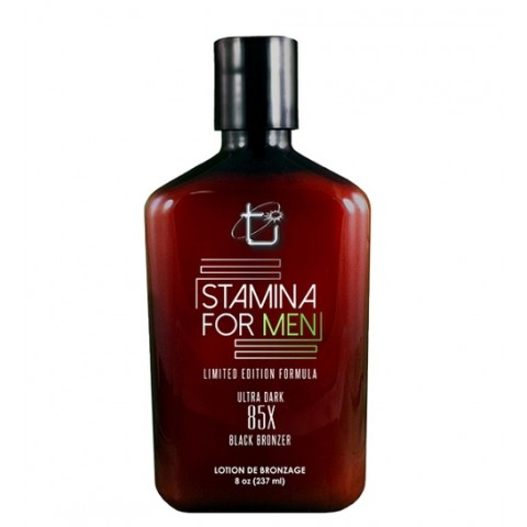 Tan Inc. Stamina for Men 85x 237ml Bronzer