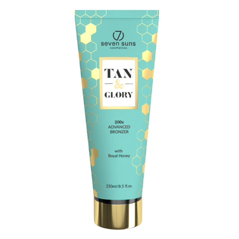 7suns Tan&Glory 200X Advanced bronzer 250ml