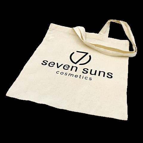 Bawełniana, ekologiczna torba z nadrukiem 7suns