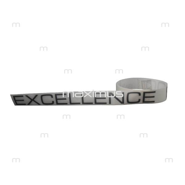 "Naklejka na blendę dolną ""Excellence 800 Turbo Power Climatronic"""