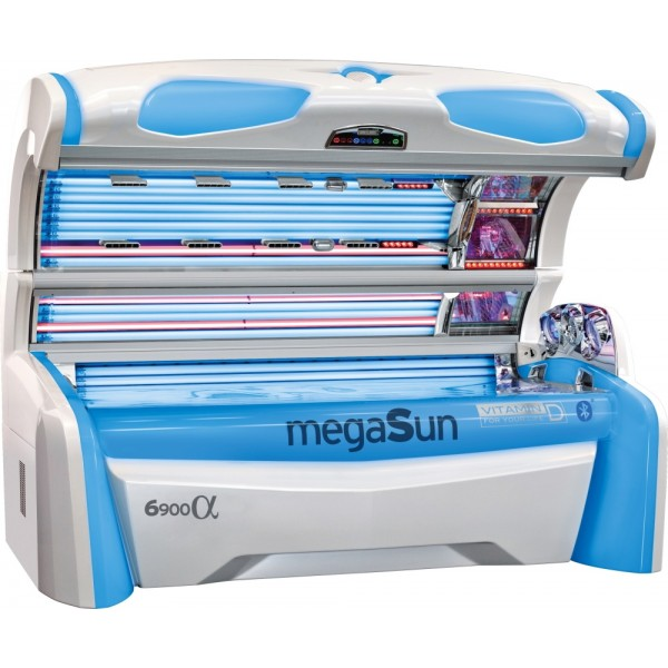 Sunbed megaSun 6900 Alpha Deluxe