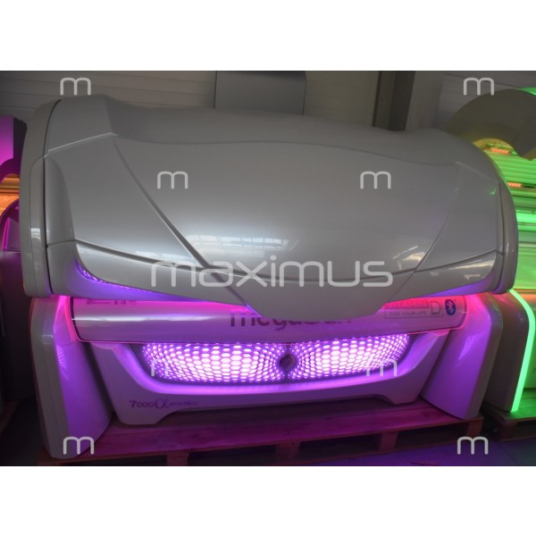 Solarium megaSun 7000 Alpha smartSun
