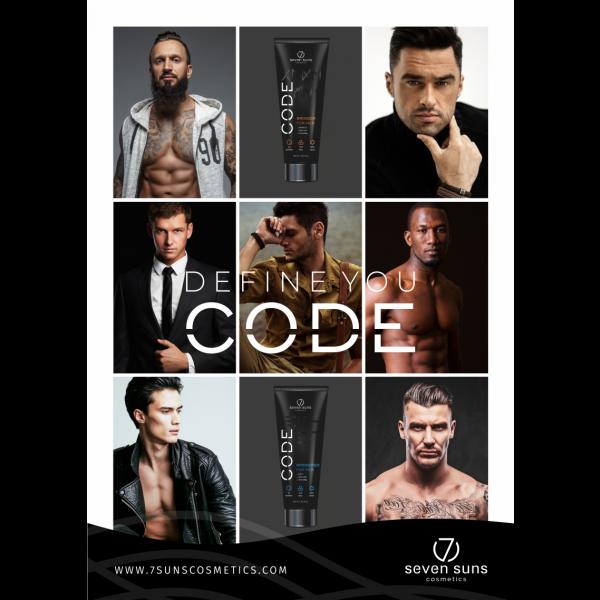 Plakat CODE 7suns B1