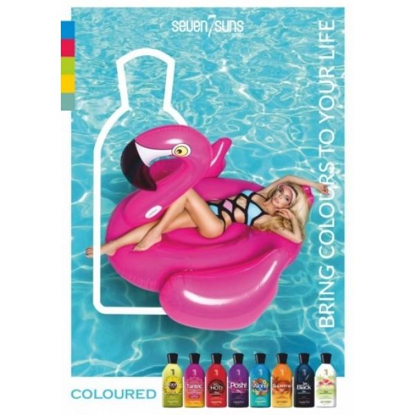 Plakat 7suns Coloured A3