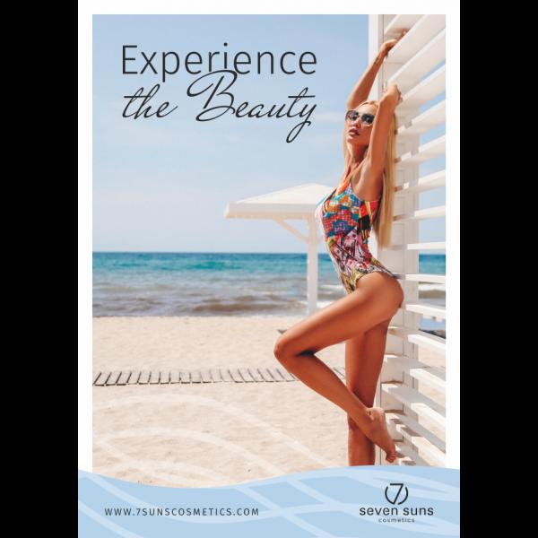 Plakat 7suns Experience the beauty B1
