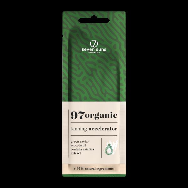 97organic - przyspieszacz 15 ml