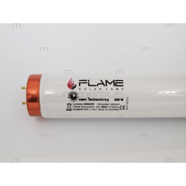 Lampa New Technology Flame 160W Longlife Solglass