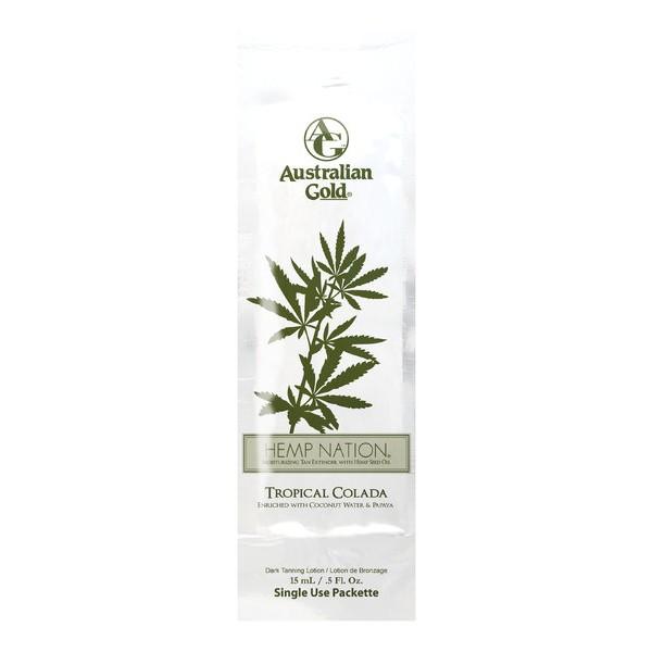 Hemp Nation™ Tropical Colada 15 ml Balsam do ciała