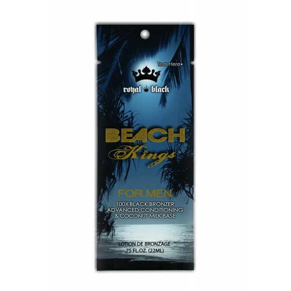 Brown Sugar Beach Kings Mens 22ml Bronzer
