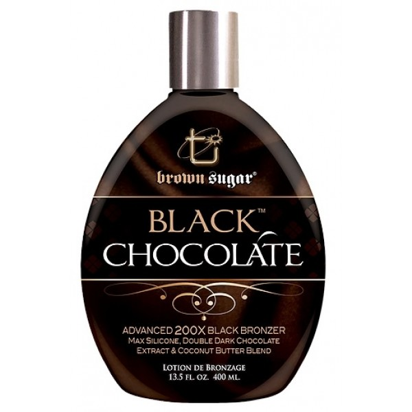 Brown Sugar Black Chocolate Advanced 200X Bronzer