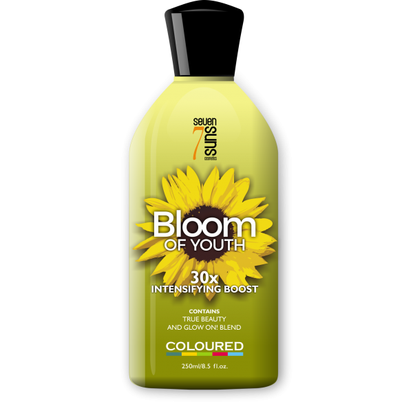 7suns Bloom Of Youth 250ml Przyspieszacz opalania