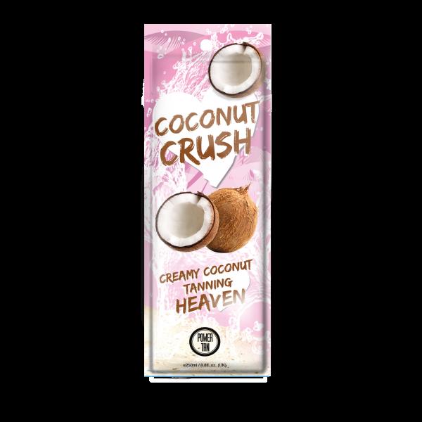 Power Tan Coconut Crush 20ml Przyspieszacz opalania