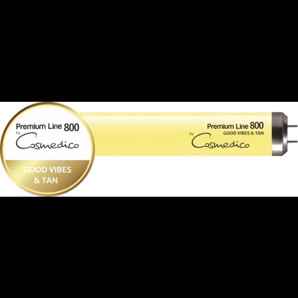 Lampa Cosmedico Premium Line 800 Good Vibes & Tan R65 160W