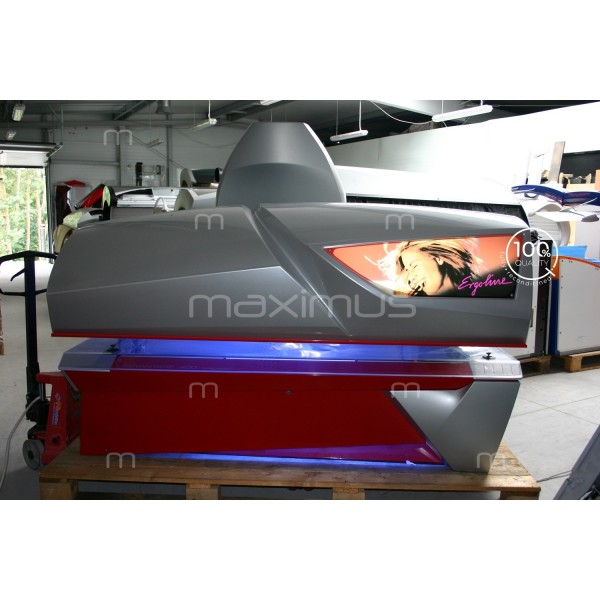 Solarium Ergoline Advantage 400 Turbo Power