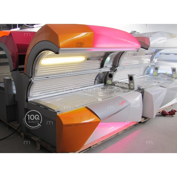 Solarium Ergoline Esprit 770 Dynamic Power