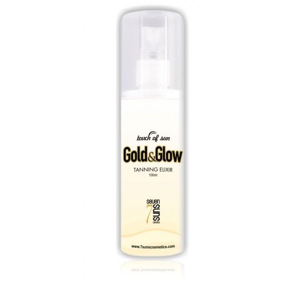 7suns Gold&Glow 100ml Suchy olejek