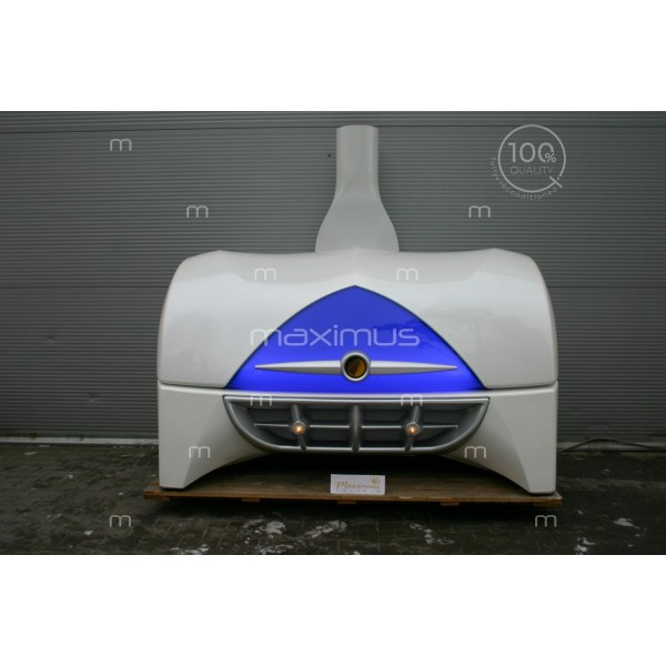 Solarium megaSun 7000 Ultra Power Cadillac