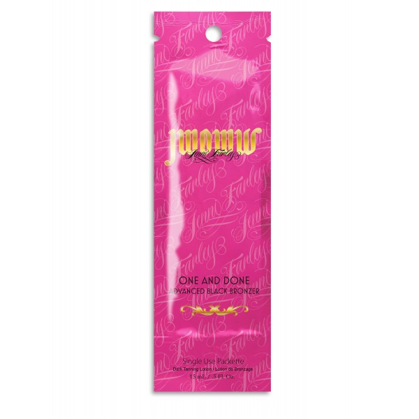 JWOWW One and Done Advanced Black Bronzer™ 15 ml