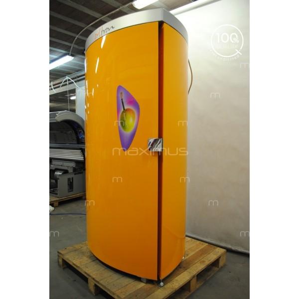 Solarium pionowe Soltron V-45 Mango Tango
