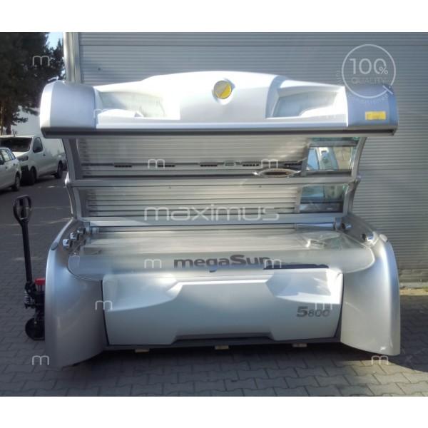 Solarium megaSun 5800 Ultra Power CPI
