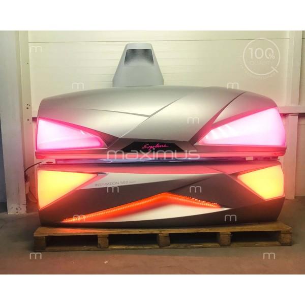 Solarium Ergoline Inspiration 500 Smart Performance Twin Power