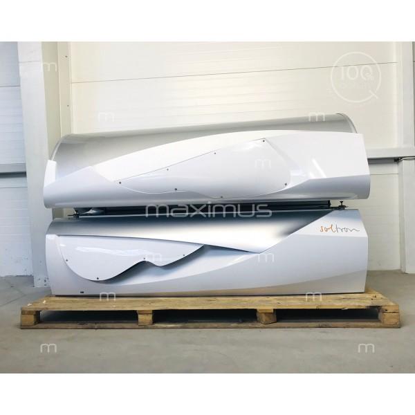 Łóżko opalające Soltron L-60 Turbo White Led