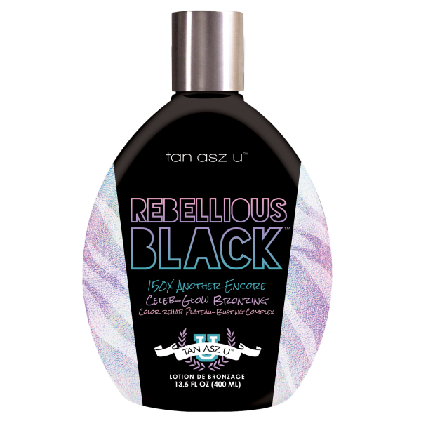 Tan Asz U Rebellious Black 400ml Bronzer