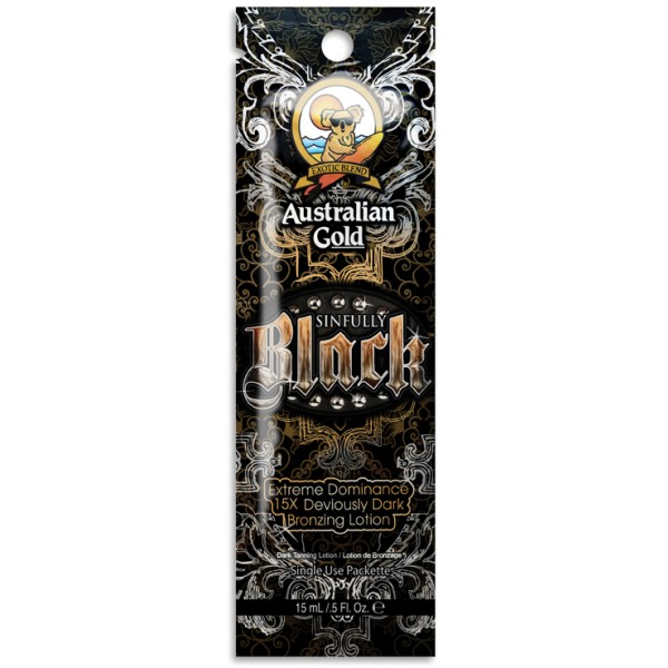Australian Gold Sinfully Black 15 ml Bronzer
