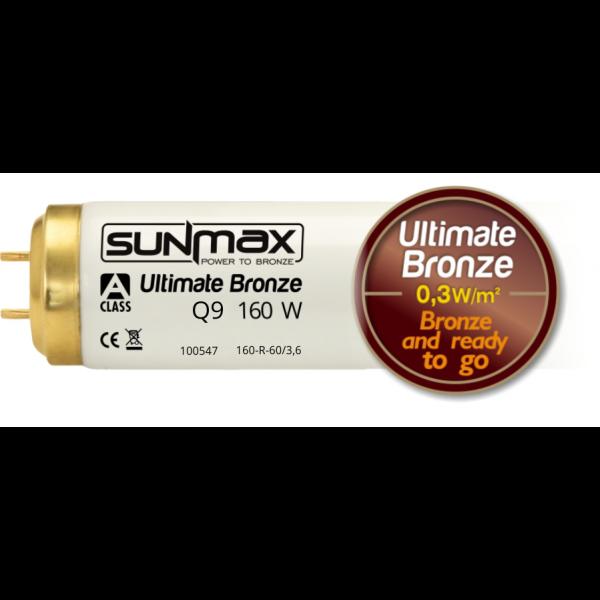 Lampa Sunmax A-Class Ultimate Bronze 160 W Q9