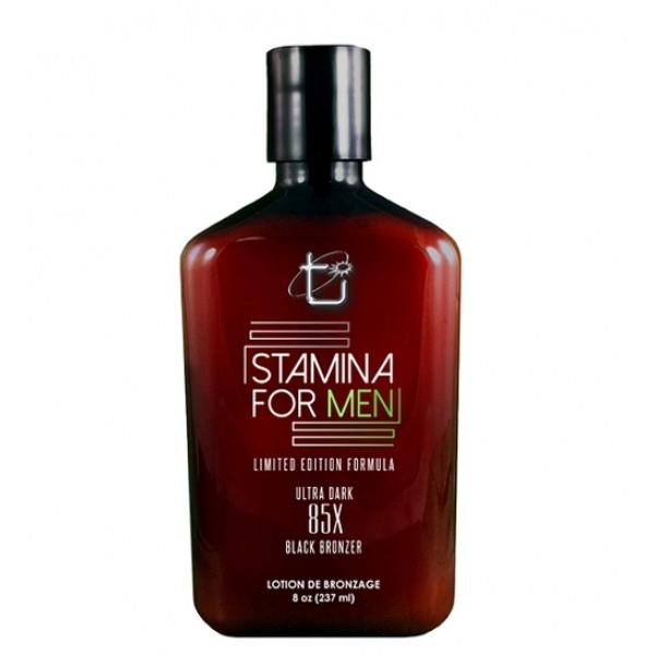 Tan Inc. Stamina for Men 85x 237ml Bronzer