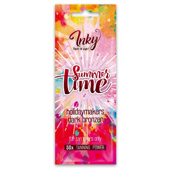 Inky Summer Time 15ml Dark bronzer