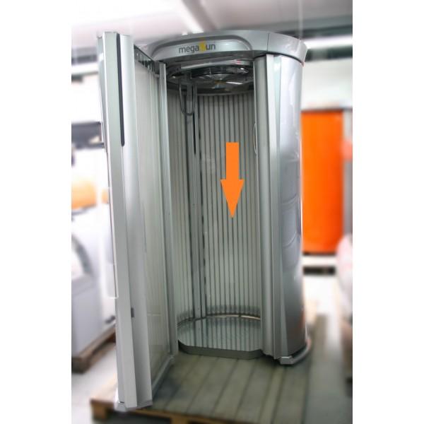 Płyta akrylowa środkowa megaSun pureEnergy T200 / T230 (z aquacool)
