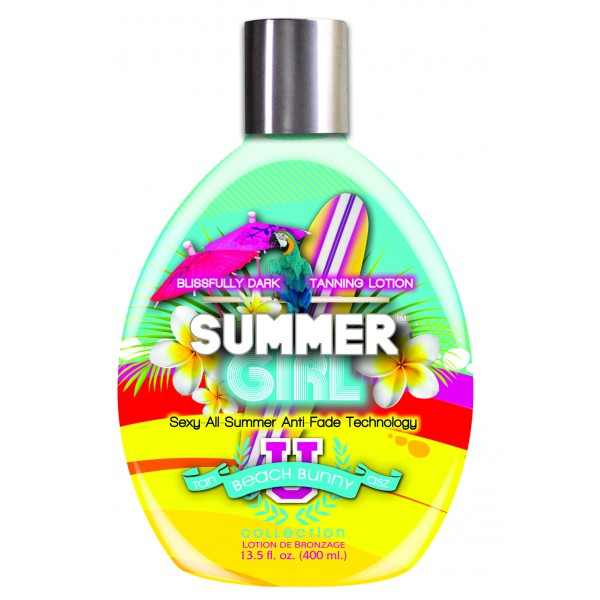 Tan Asz U Summer Girl 400ml Balsam do opalania