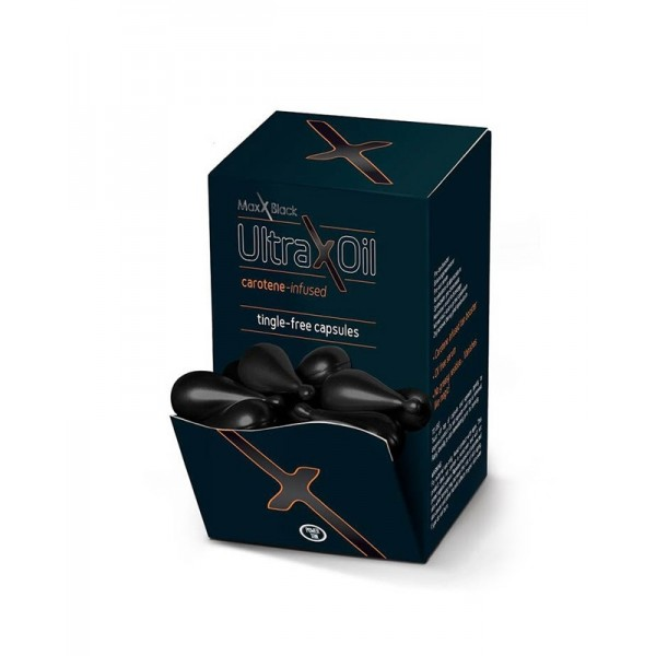 Power Tan Ultra X Oil x50 (4ml) display