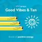 Cosmedico Premium Line 800 Good Vibes & Tan R65 160W