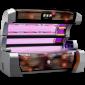 Solarium megaSun P9S smartSun