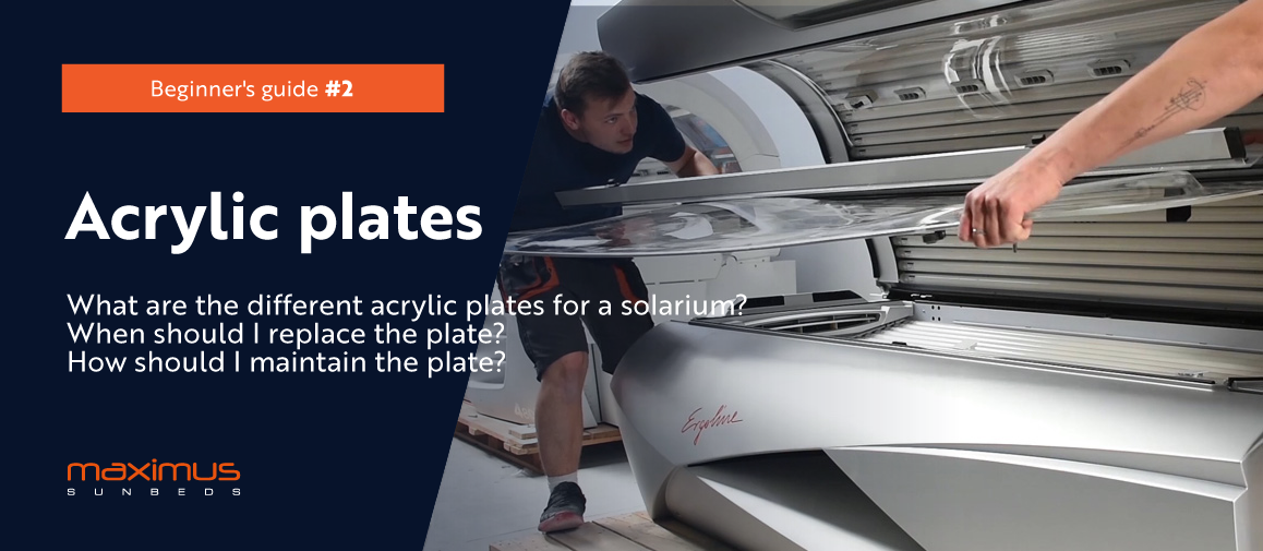 Solarium. Beginner's guide, part 2 - Acrylic plates.