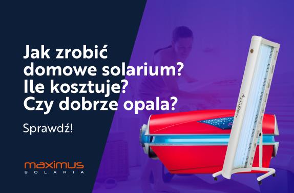 domowe solarium