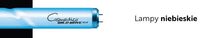 lampy niebieskie solarium